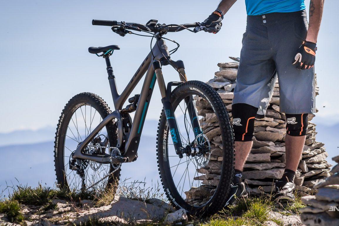 Fox Head Mountain Bike Vélo Enduro Pro Genou Garde Noir M
