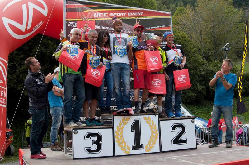 podium Maxi Europ Cup 2015