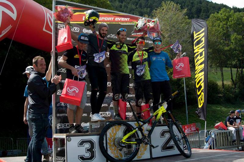 podium Maxi Vallnord 2